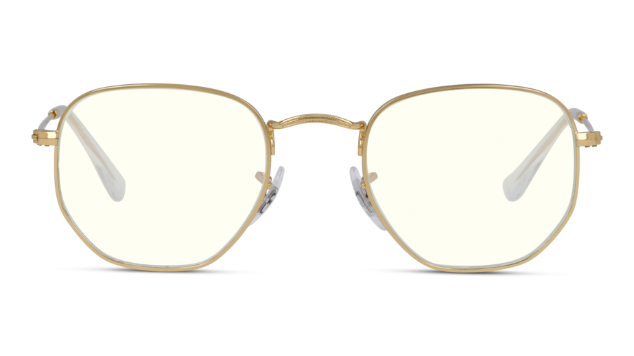 Front Ray-Ban 0RB3548/9196BF/4821/140 Guld
