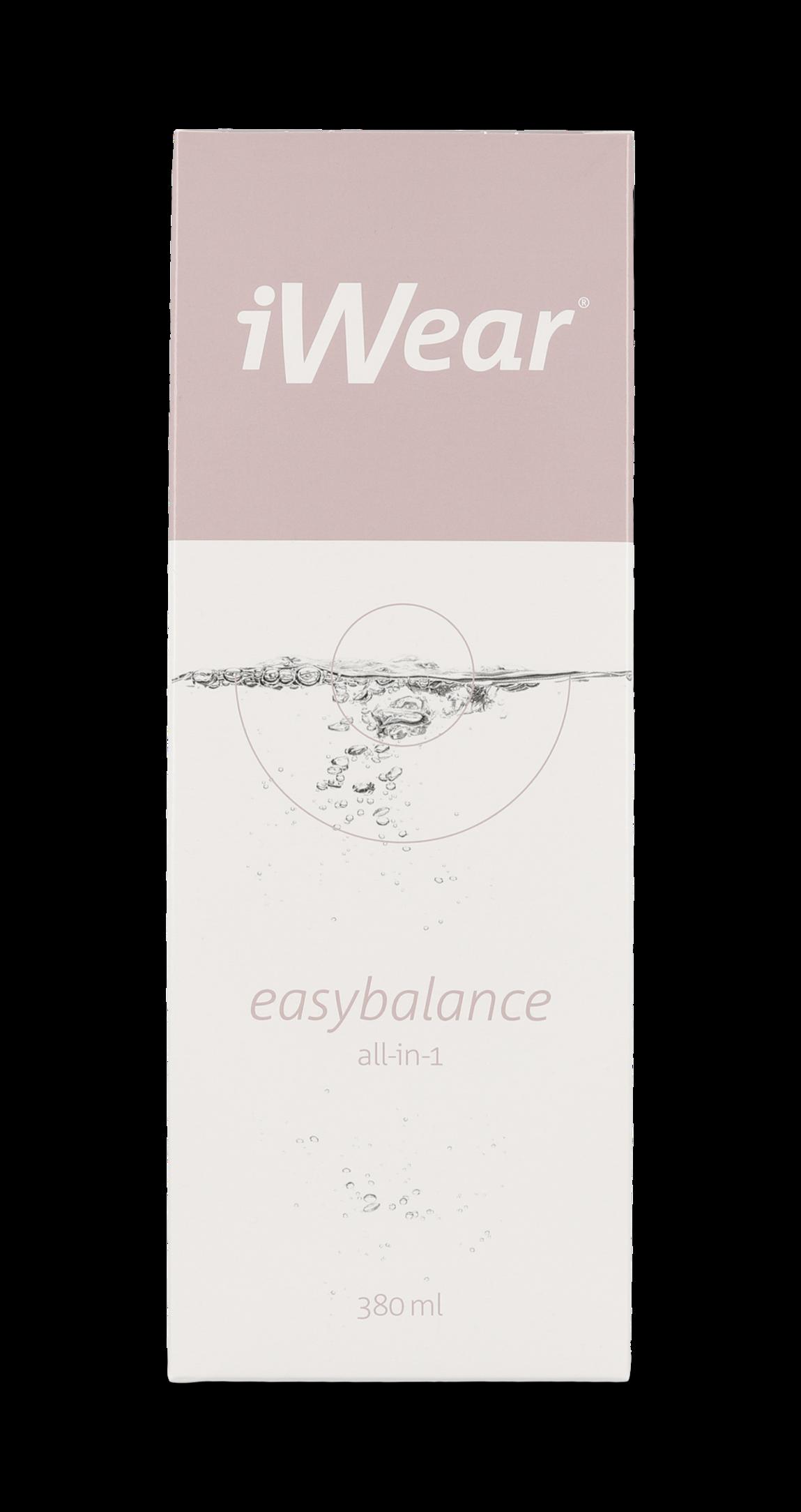Front iWear iWear All-in-1 Easybalance 380ml
