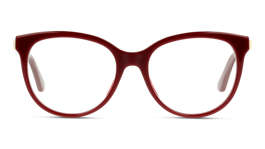 Front Gucci Gucci 0329O 007 53/18 Rood