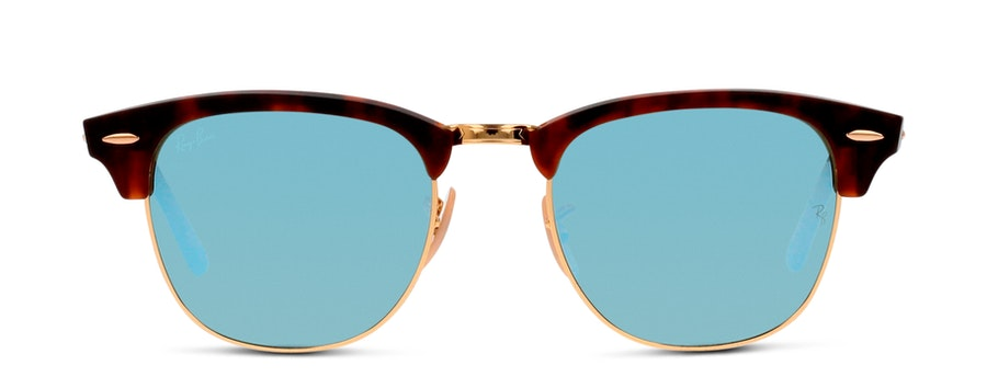 Ray-Ban Clubmaster 3016 114530 Zilver