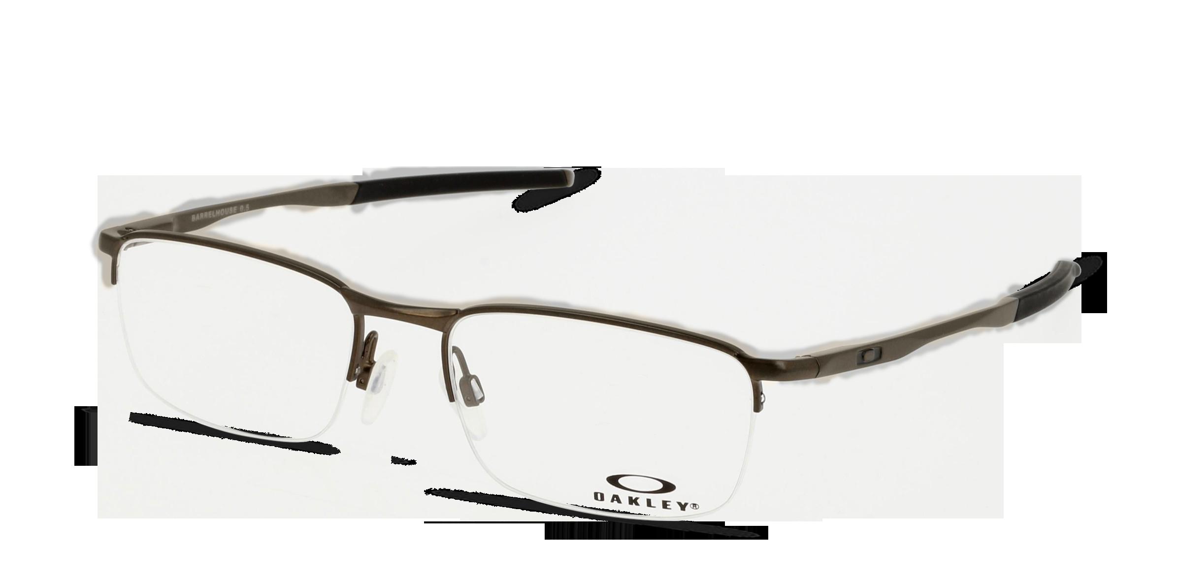 Angle_Left01 Oakley Oakley 0OX3174 317402 53/18 Grigio