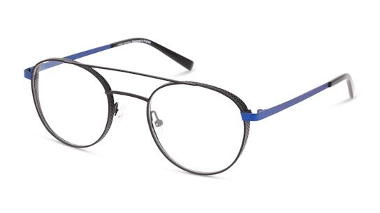 MNOM5001 BC00 Zwart, Blauw