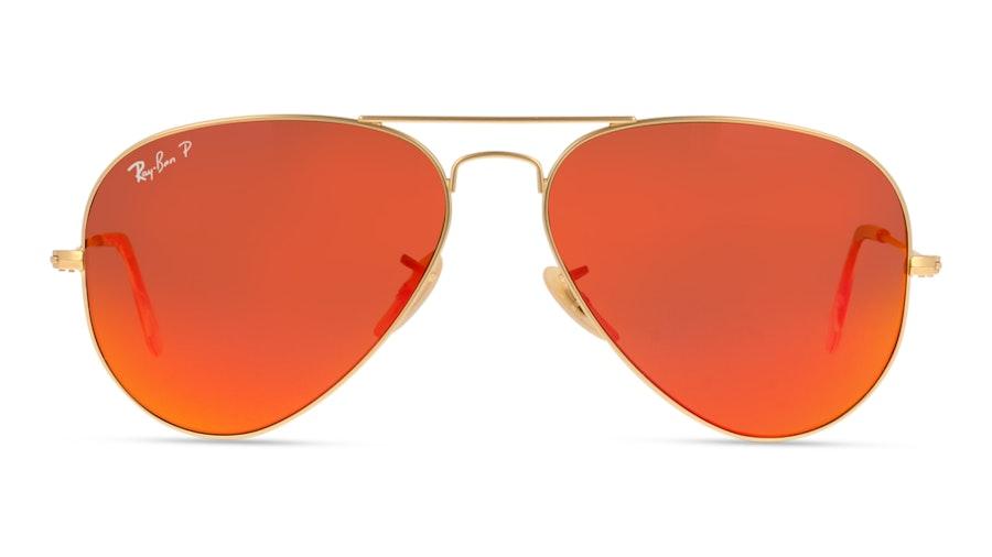 Ray-Ban 3025 112/4D Oranje / Goud