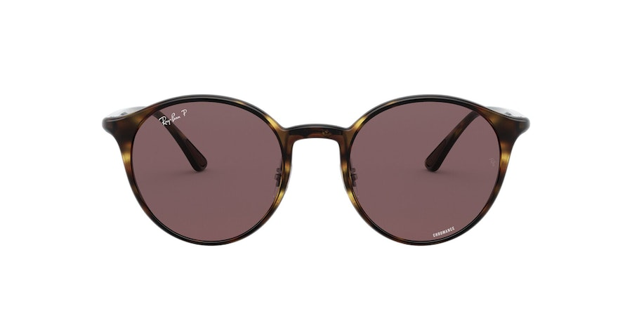 Ray-Ban 0RB4336CH 710/BC Paars / Bruin
