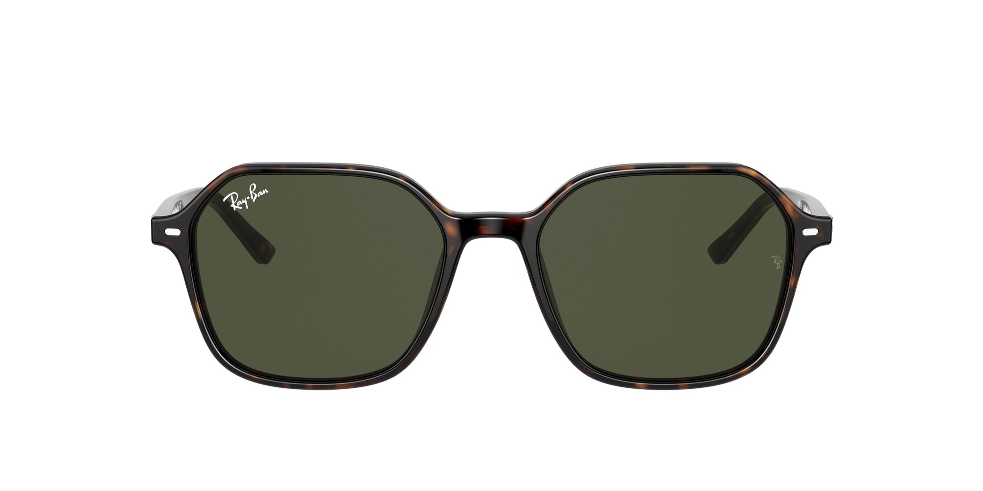 Front Ray-Ban Ray-Ban 0RB2194 902/31 51/18 Bruin/Groen