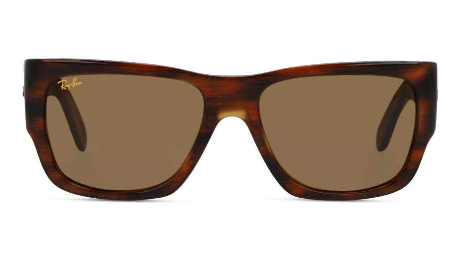 Front Ray-Ban 0RB2187/954/33/5417/140 Brun