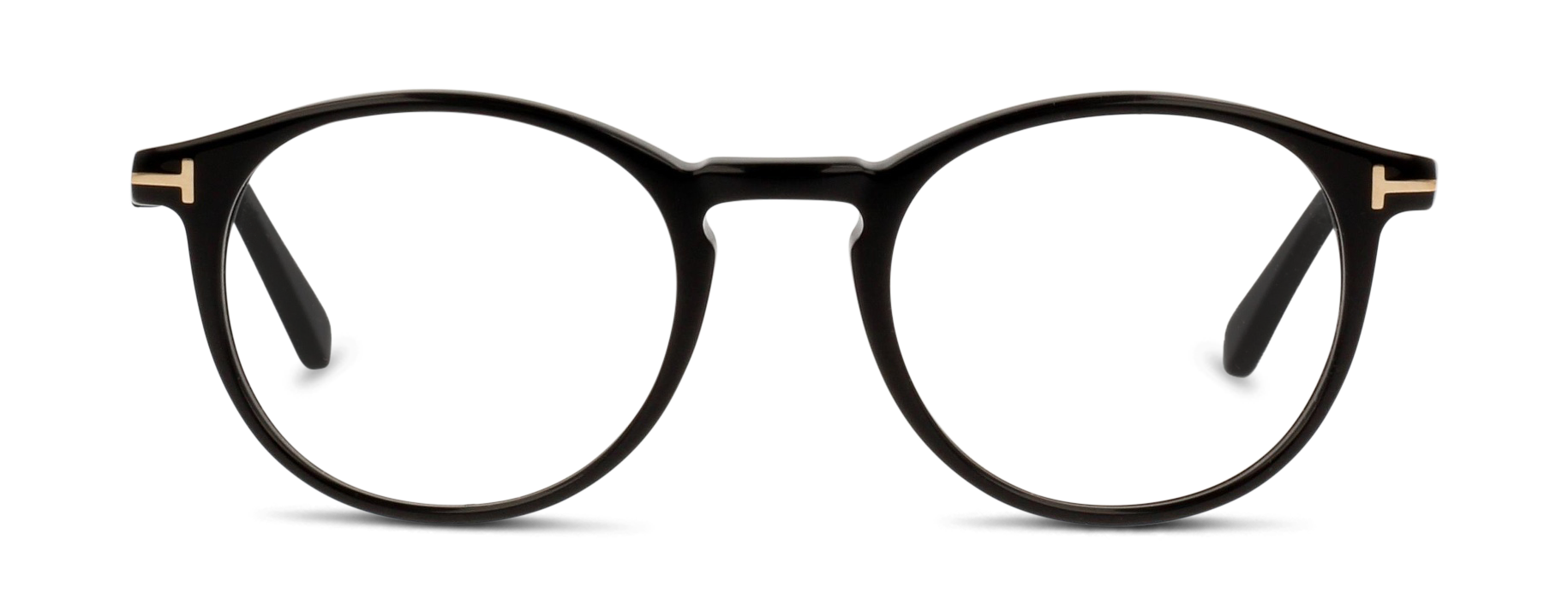 Front Tom Ford TomFord 5294 001 48/20 Nero