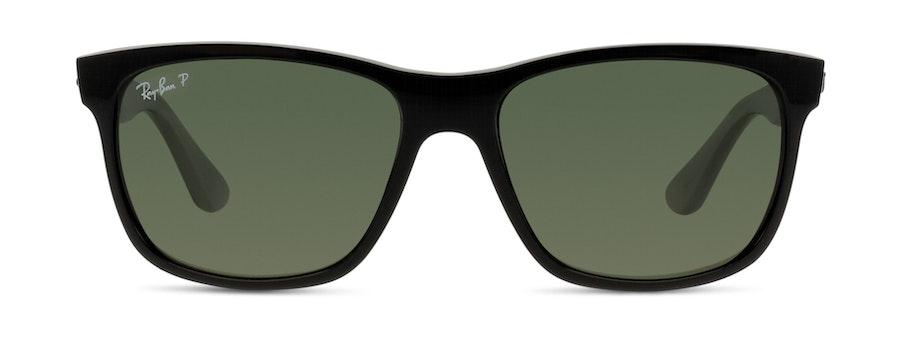 Ray-Ban 4181 601/9A Groen / Zwart