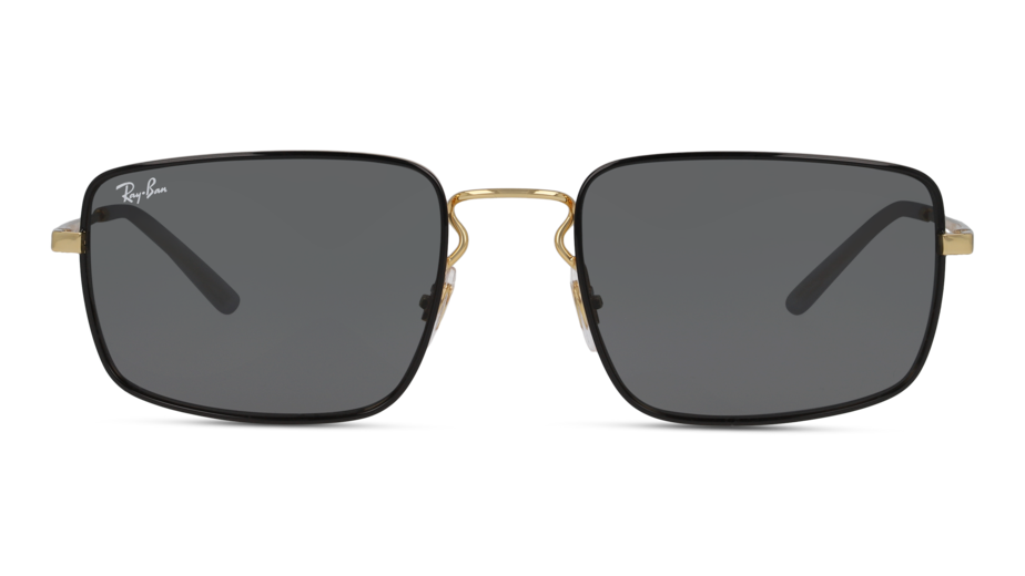 Front Ray-Ban 0RB3669/905487/5520/140 Guld