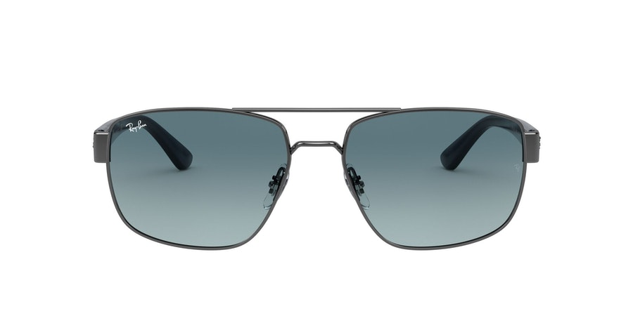 Ray-Ban 0RB3663 004/3M Blauw / Zilver