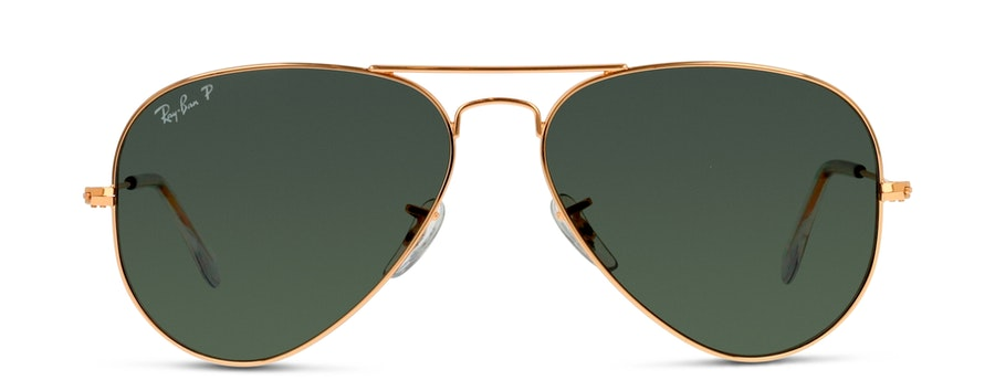Ray-Ban AVIATOR LARGE METAL B3025 001/58 Groen