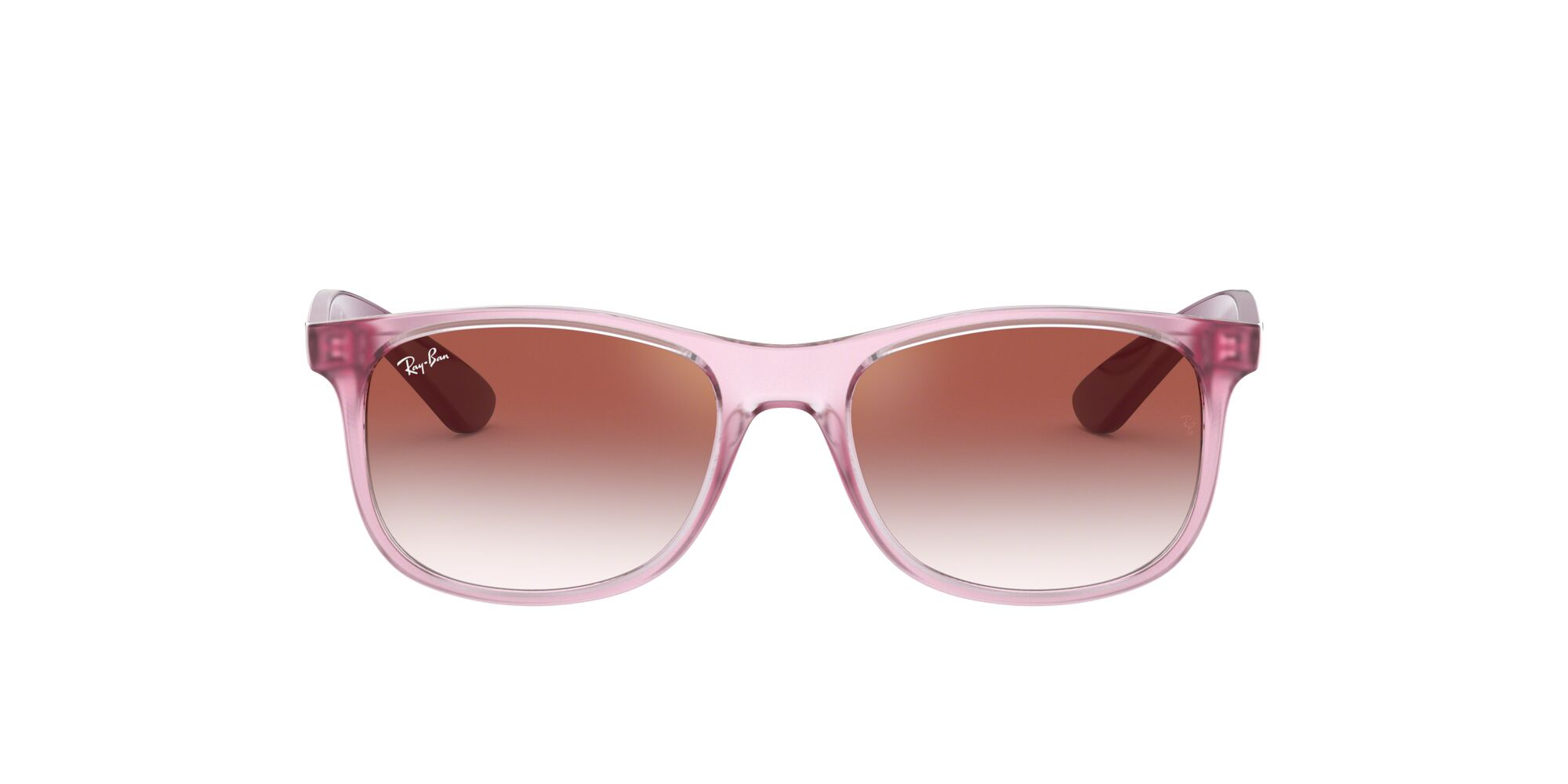 Front Ray-Ban Ray-Ban RJ9062S 7052V0 48/16 Roze/Roze
