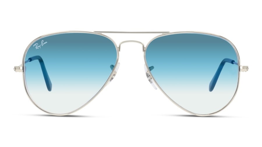 Ray-Ban AVIATOR LARGE METAL B3025 003/3F Blauw