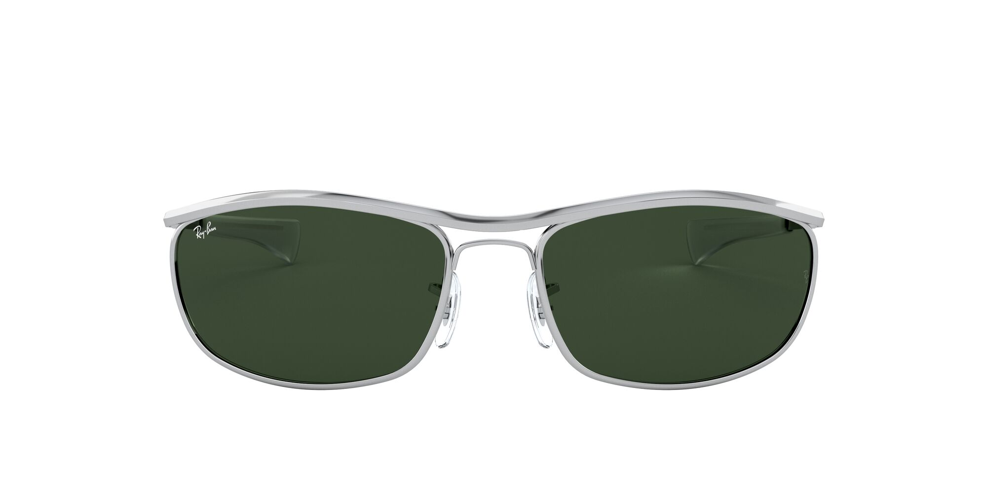 Front Ray-Ban Ray-Ban 0RB3119M 003/31 62/18 Zilver/Groen
