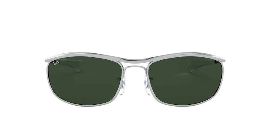 Ray-Ban 0RB3119M 003/31 Groen / Zilver