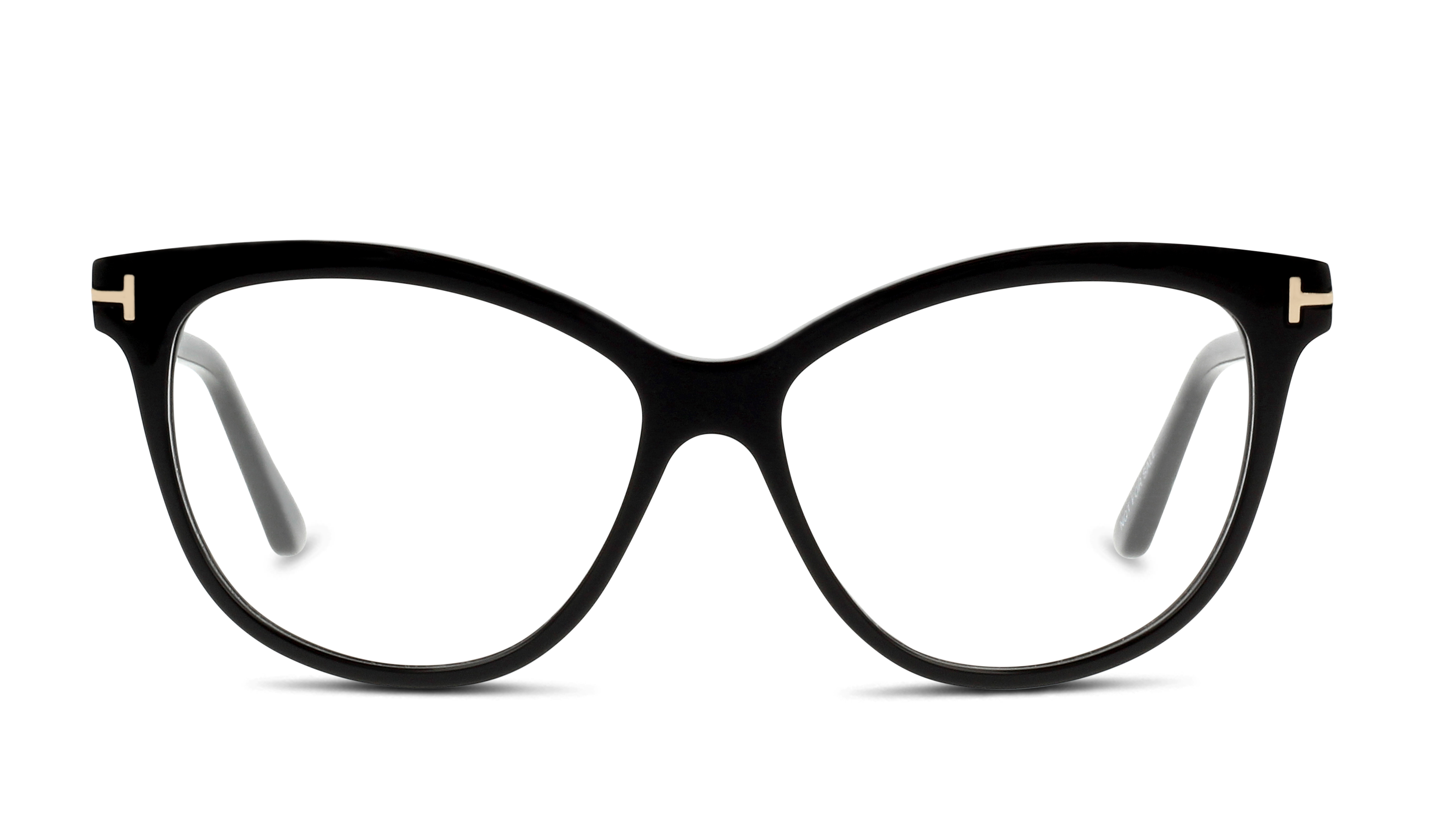 Front Tom Ford TF5511/001/5414/140 Sort