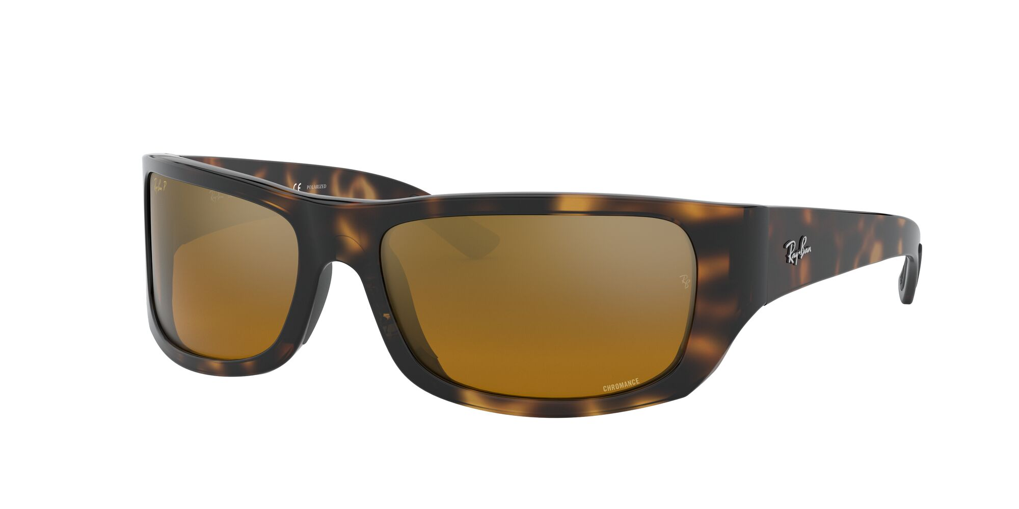 Angle_Left01 Ray-Ban Ray-Ban 0RB4283CH 710/A3 99/18 Bruin/Bruin
