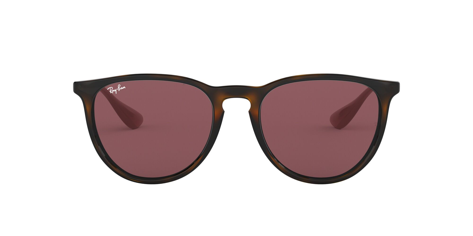 Front Ray-Ban Ray-Ban 0RB4171 639175 54/18 Bruin/Paars