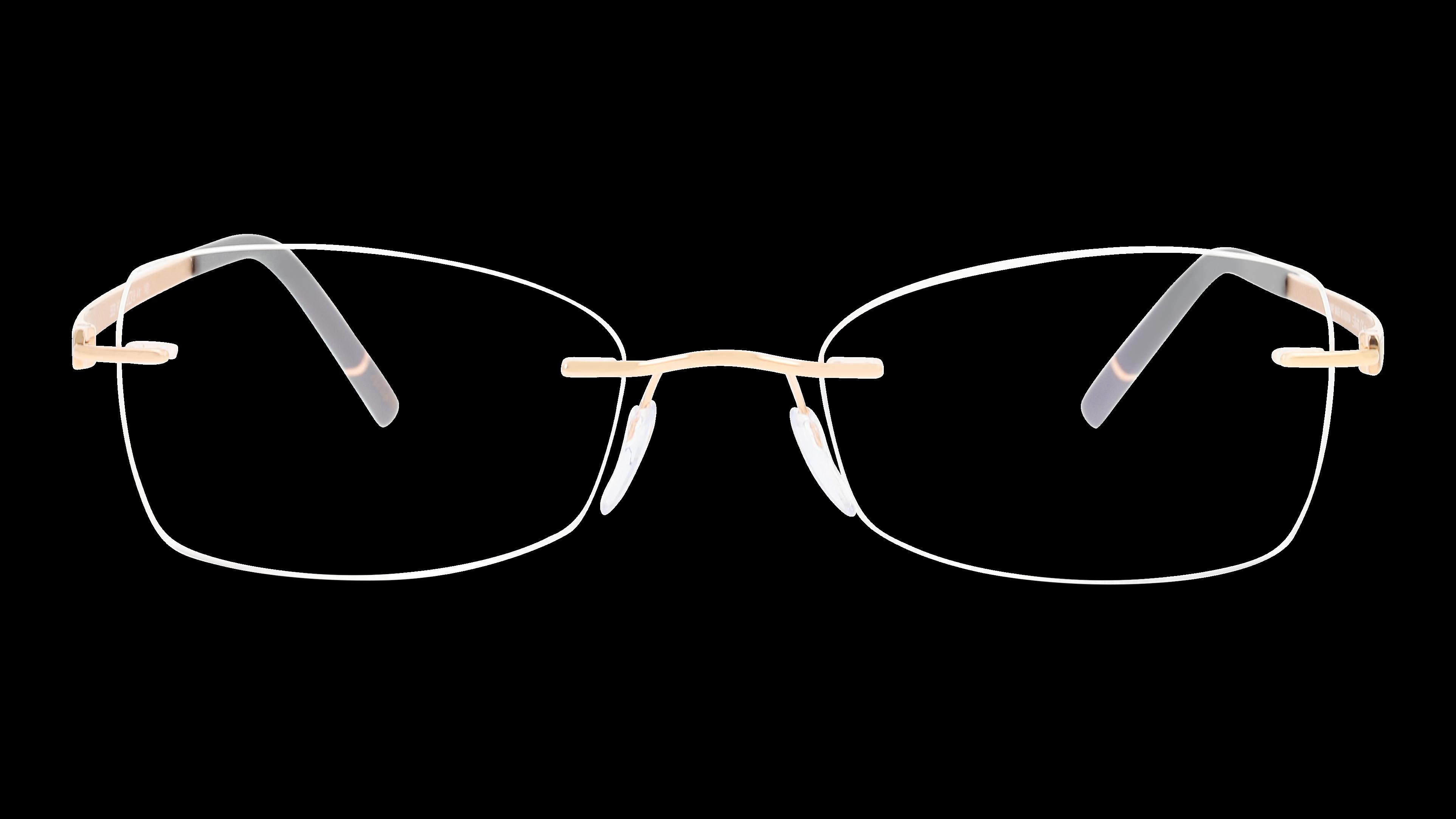 Front Silhouette Silhouet 5529 6520 52/19 Oro