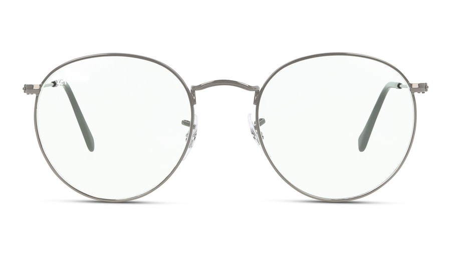 Ray-Ban ROUND METAL 3447 004/T1 Groen