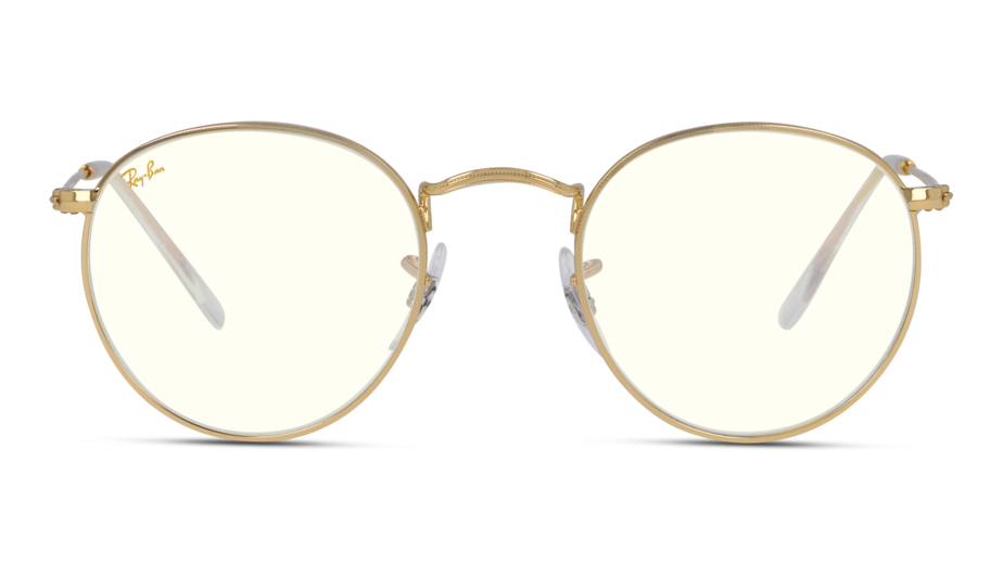 Front Ray-Ban 0RB3447/9196BL/5021/145 Guld
