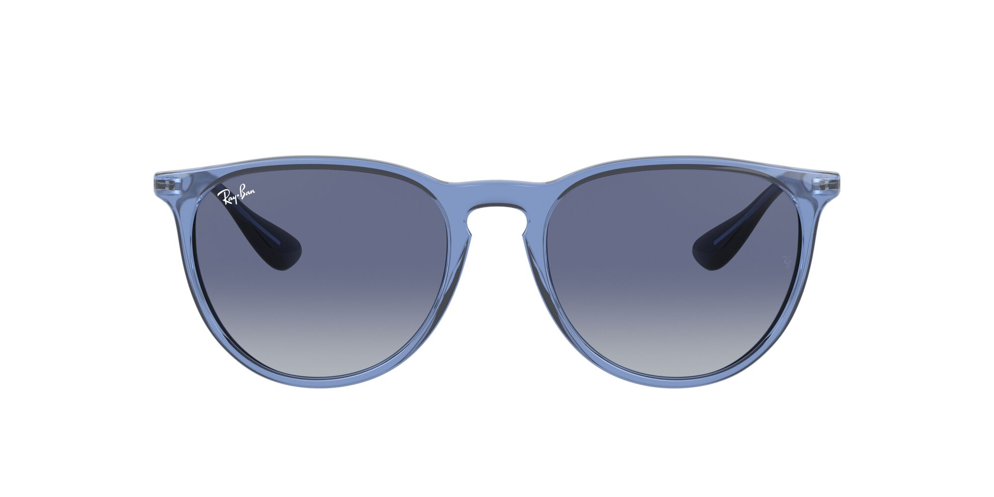 Front Ray-Ban Ray-Ban 0RB4171 65154L 54/18 Transparant, Blauw/Blauw