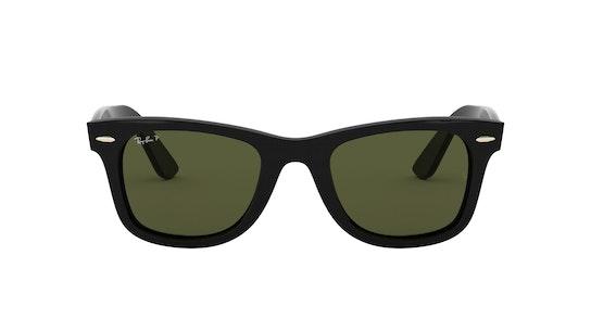 0RB4340 601/58 Groen / Zwart