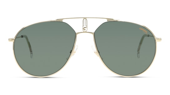 CARRERA 1025/S PEF Green / Dourado
