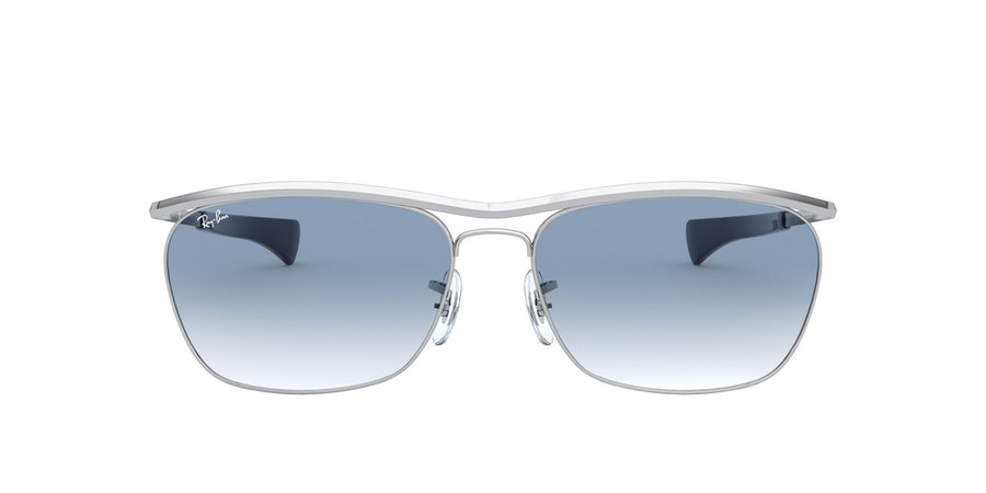 Ray-Ban 0RB3619 003/3F Blauw / Zilver