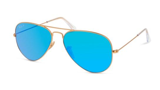 Aviator 3025 112/4L Blauw / Goud