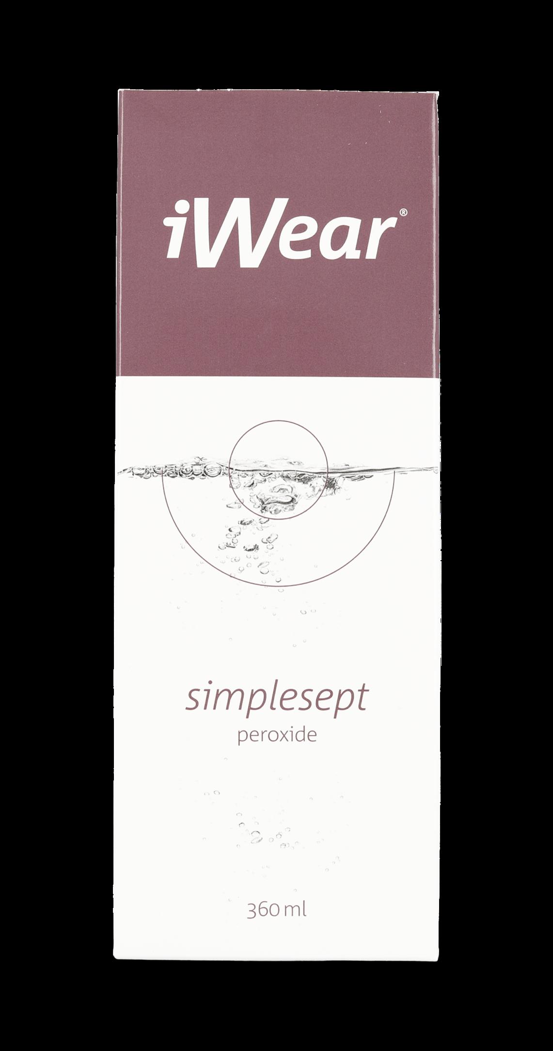 Front iWear iWear simplesept