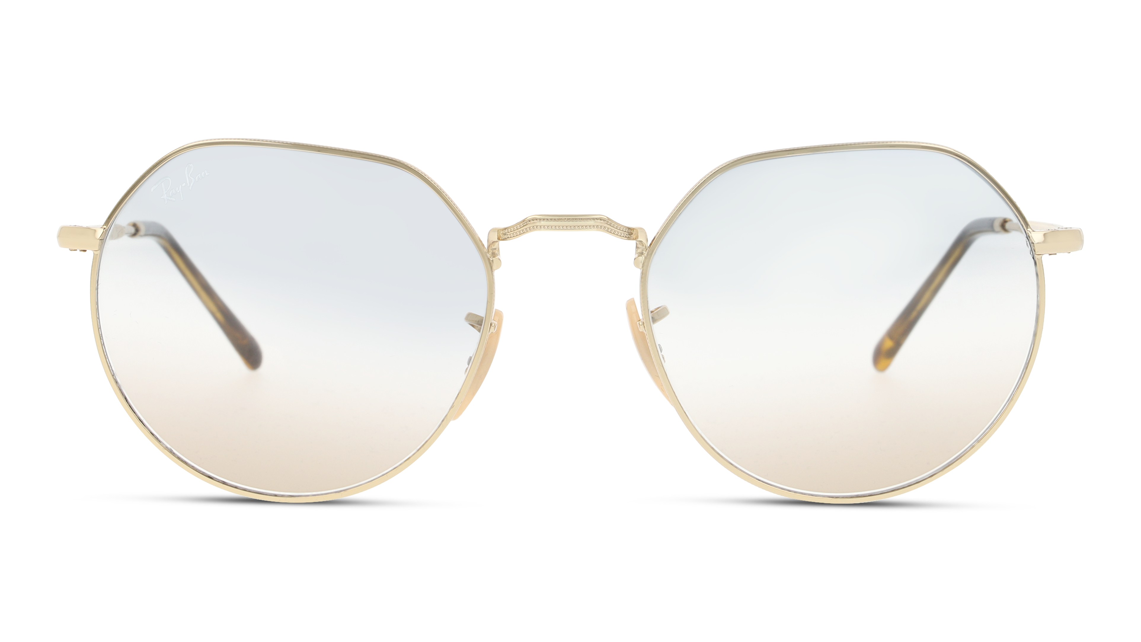 Front Ray-Ban 0RB3565/001/GD/5320/145 Guld