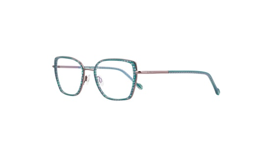1438 300 Groen, Blauw