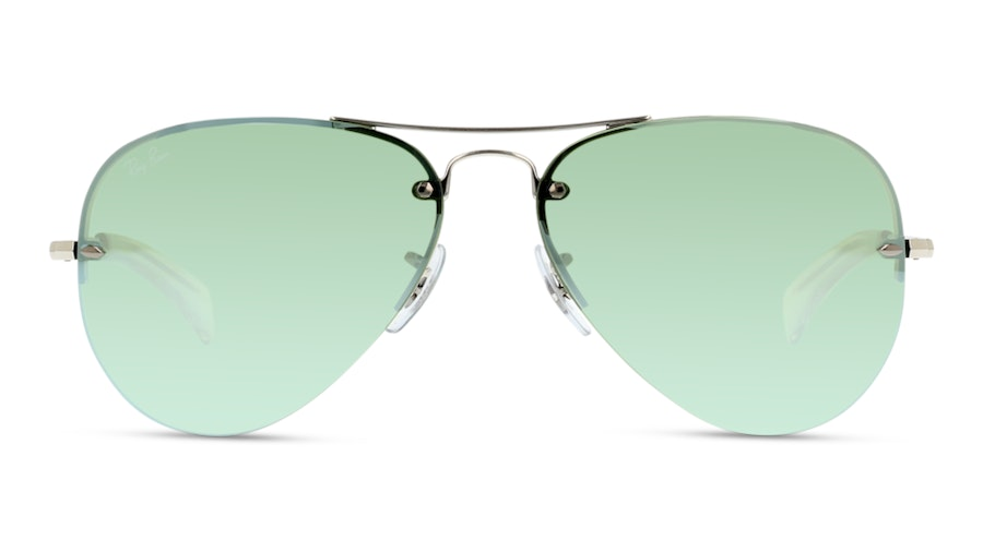 Ray-Ban 0RB3449 904330 Groen / Zilver