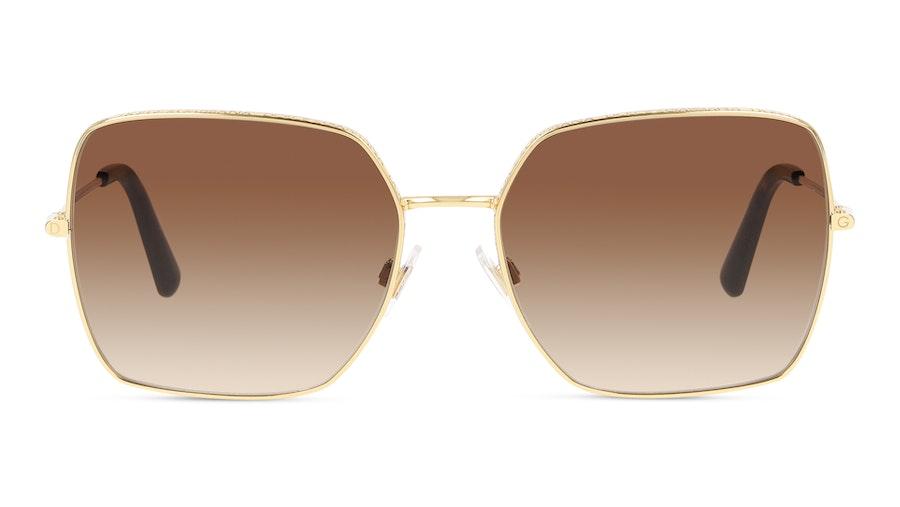 Dolce & Gabbana DG2242 02/13 Marrone / Oro