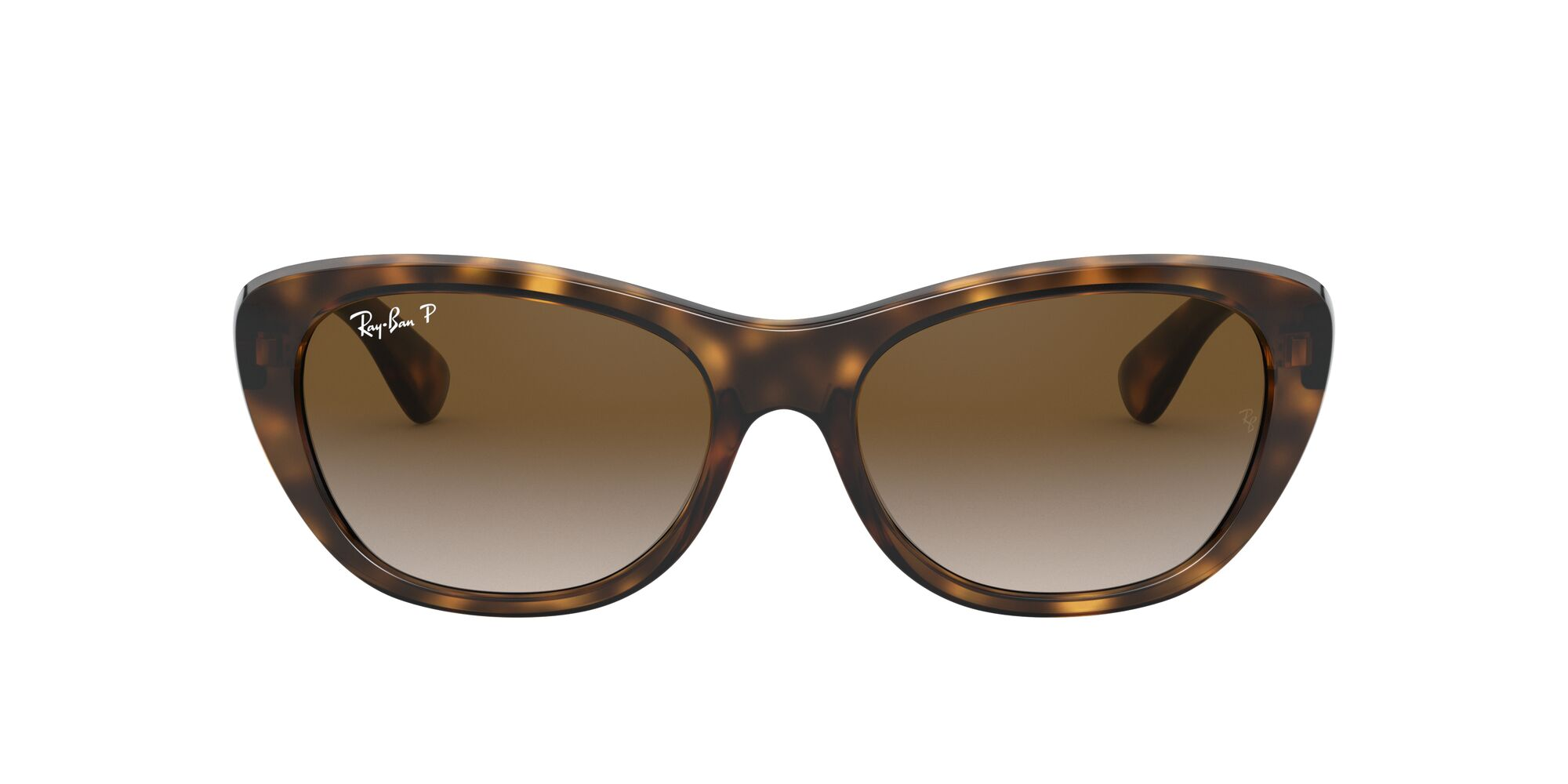 Front Ray-Ban Ray-Ban 0RB4227 710/T5 55/17 Bruin/Bruin
