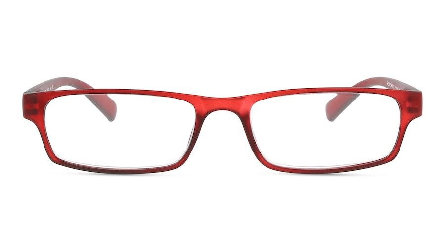Óculos de leitura Graduação: +3.00 Vermelho