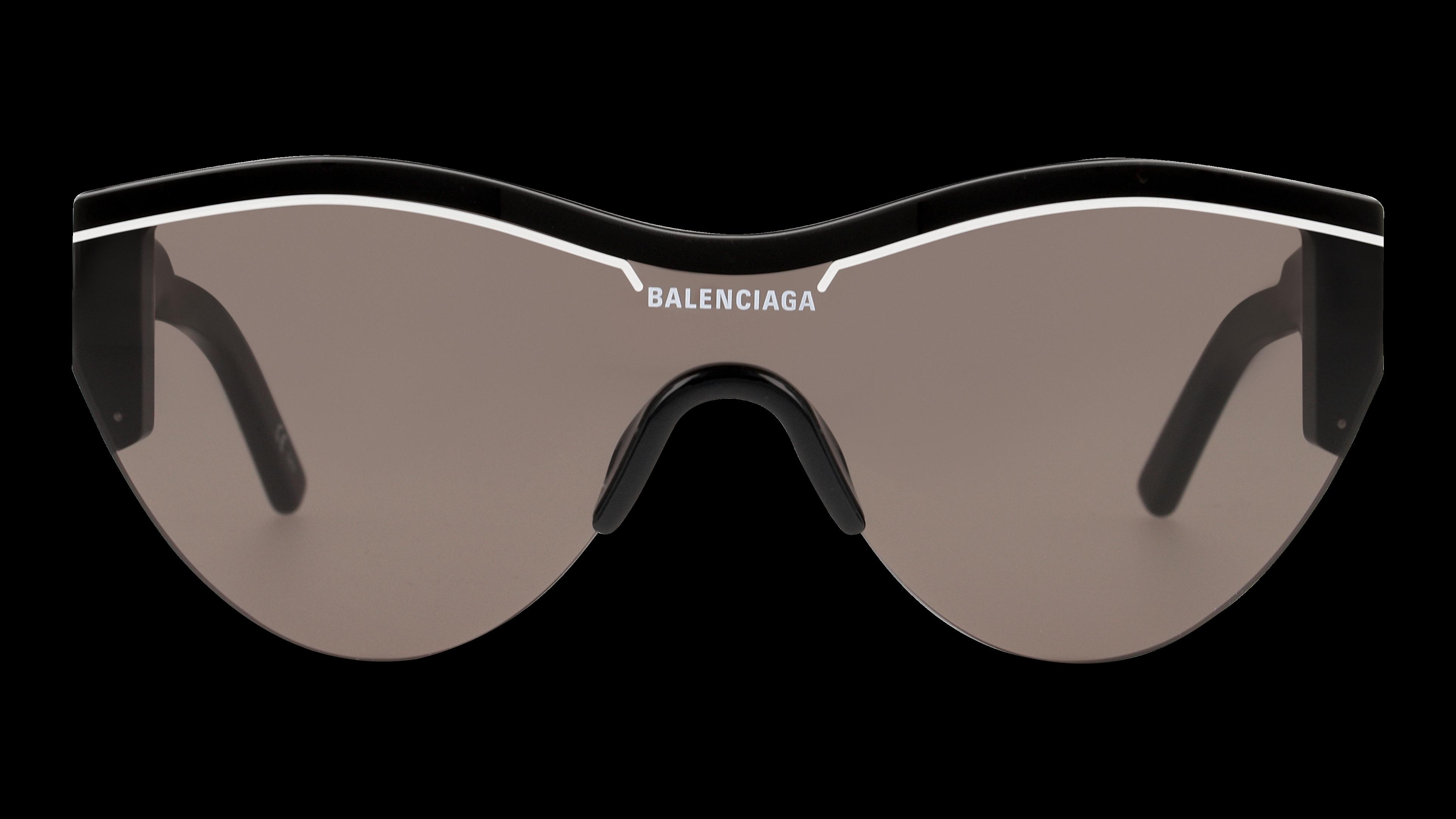 Front Balenciaga Balenciaga 0004S 001 99/01 Nero,Bianco/Grigio