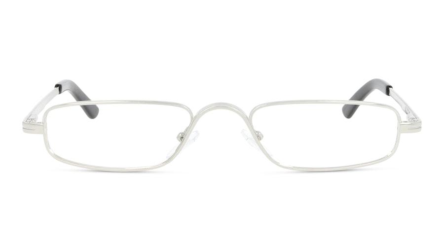 Óculos de leitura Graduação: +3.50 Prateado