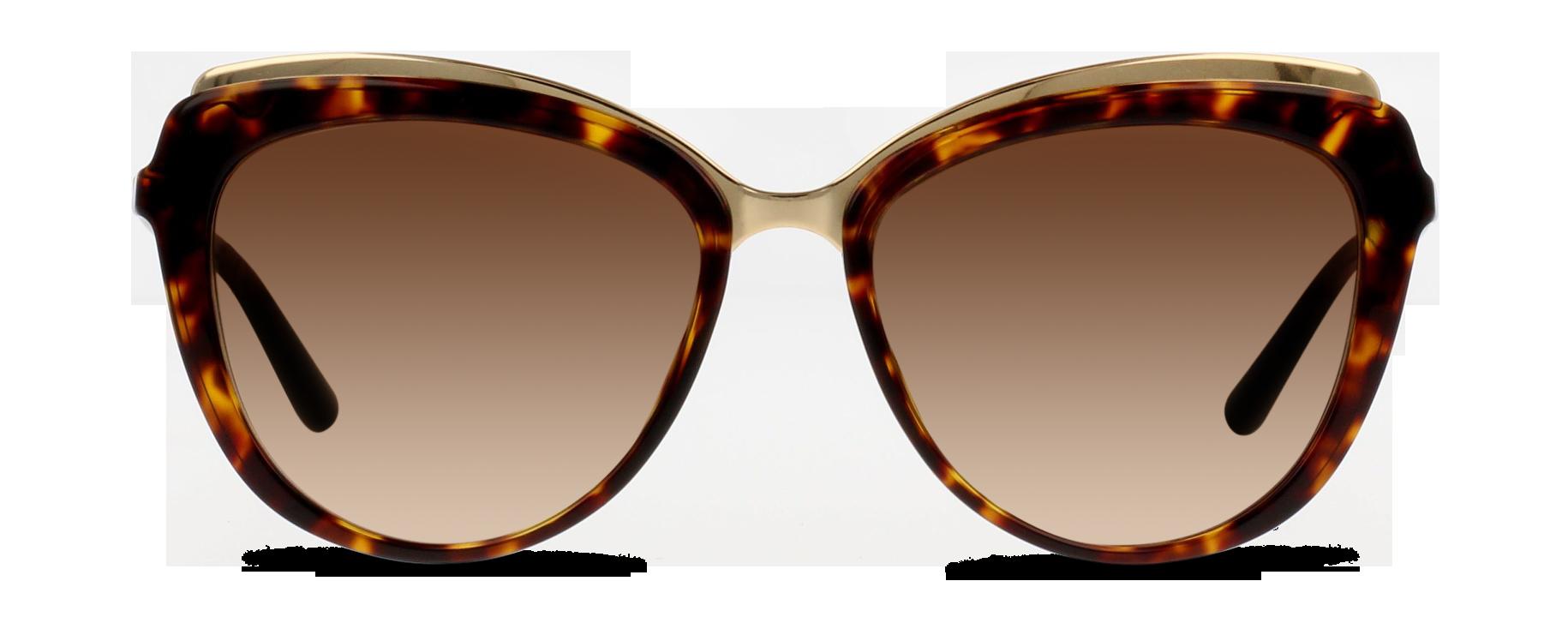 Front Dolce & Gabbana DolceGab 4304 501/8G 57/17 Nero/Grigio