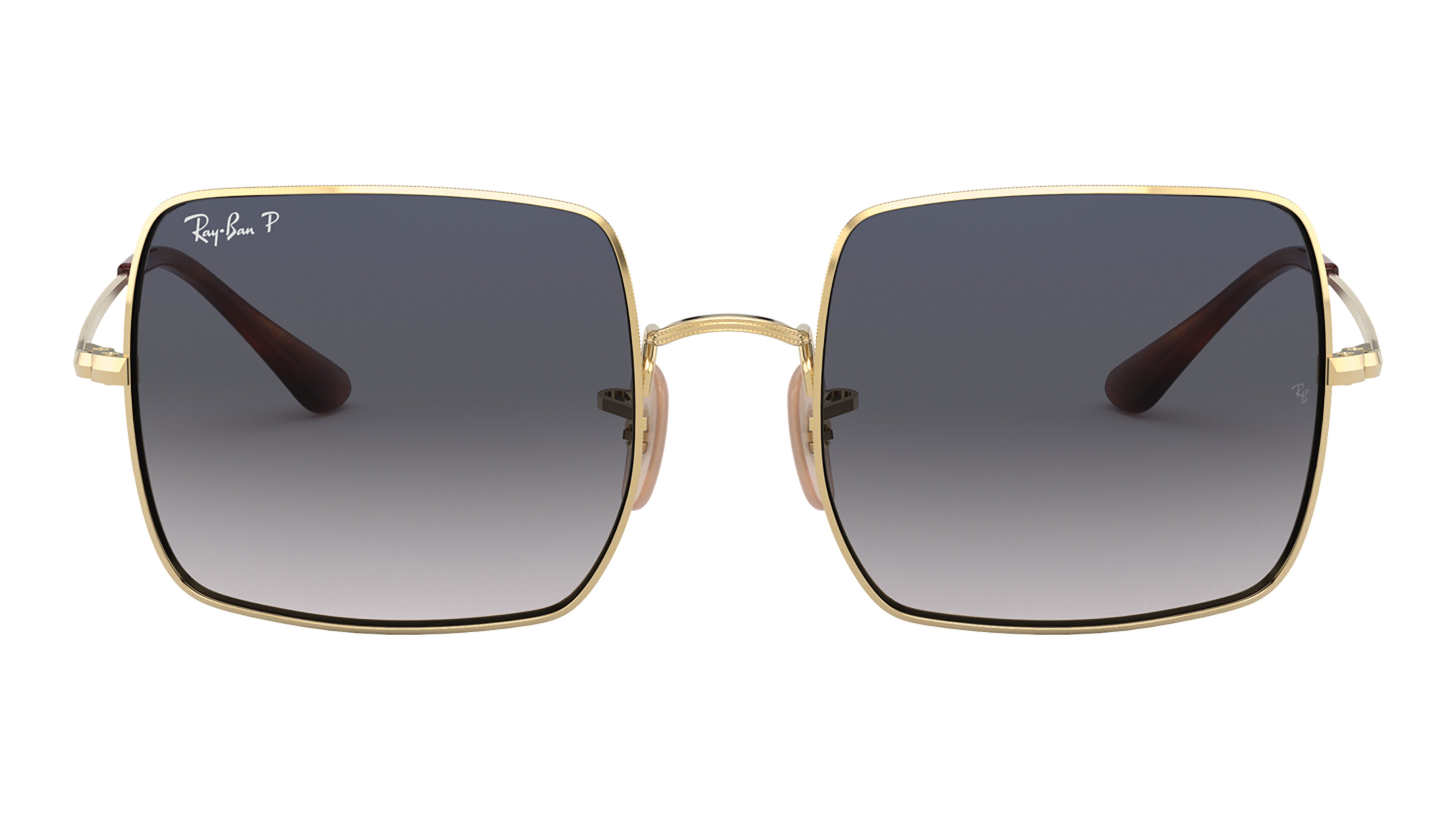 Front Ray-Ban Ray-Ban 0RB1971 914778 54/19 Goud/Blauw