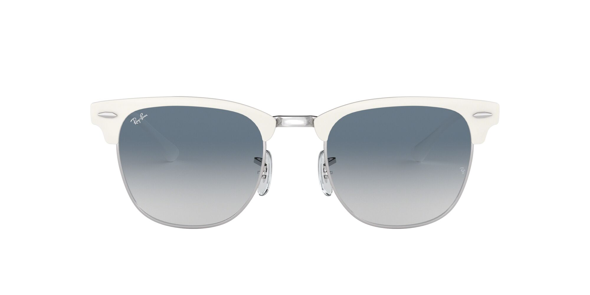Front Ray-Ban Ray-Ban 0RB3716 90883F 51/21 Zilver/Blauw