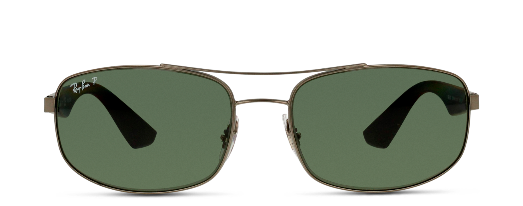 Front Ray-Ban 0RB3527/029/9A/6117/135 Sølv