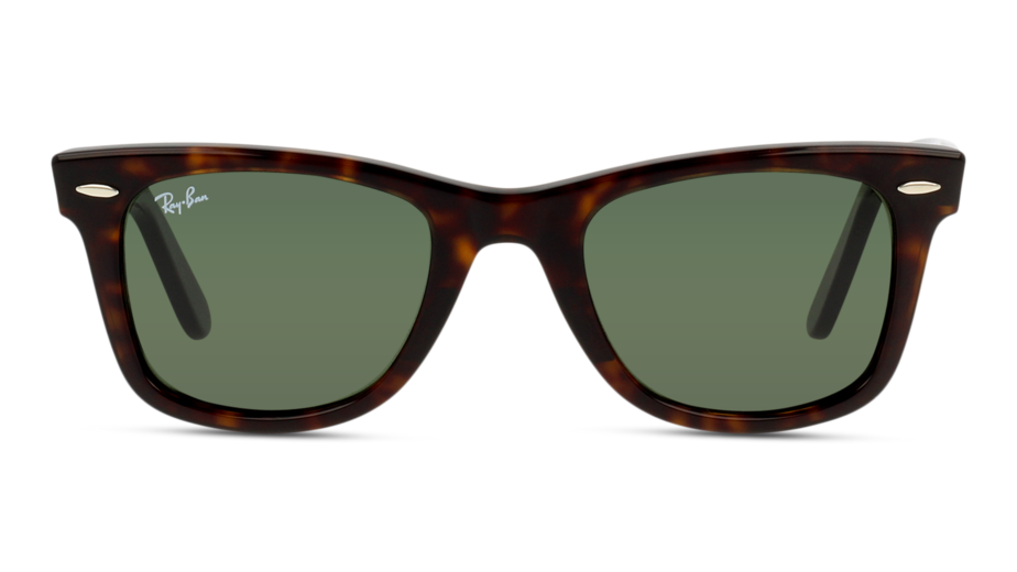 Front Ray-Ban 0RB2140/902/5022/150 Brun