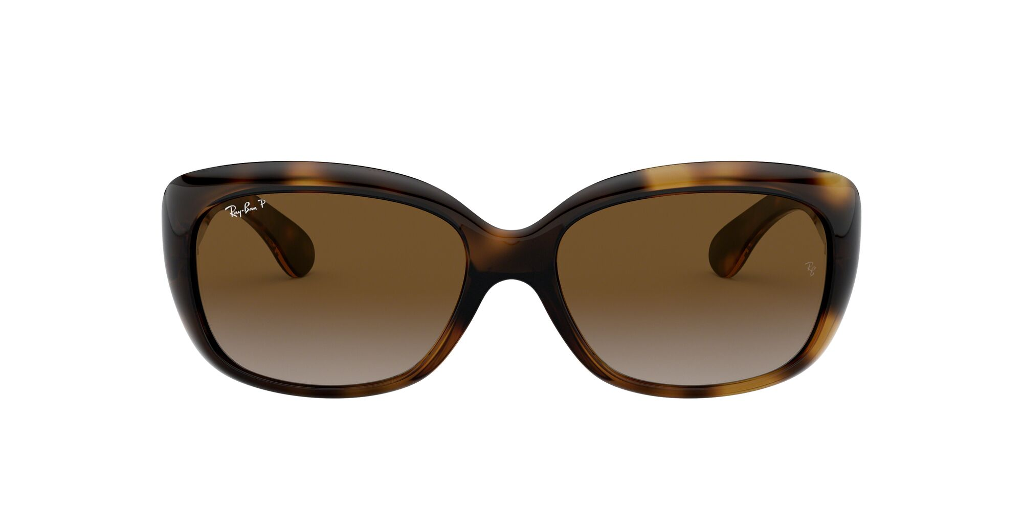Front Ray-Ban Ray-Ban 0RB4101 710/T5 58/17 Bruin/Grijs