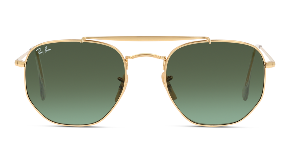 Front Ray-Ban 0RB3648/001/5421/145 Guld