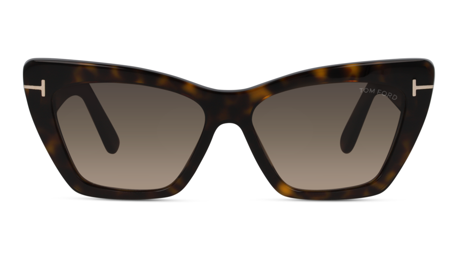 Front Tom Ford FT0871/52F/5615/140 Brun