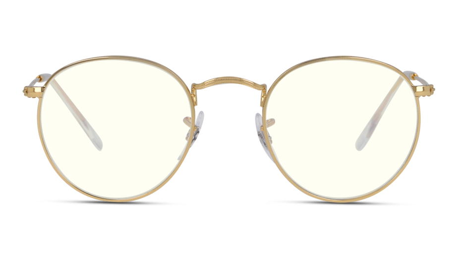 Front Ray-Ban 0RB3447/9196BL/5321/145 Guld