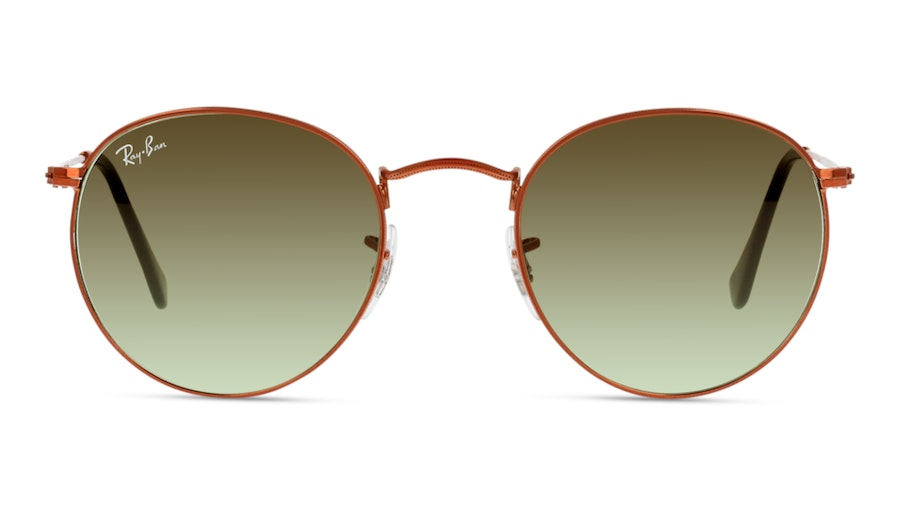 Ray-Ban Round 3447 9002A6 Groen