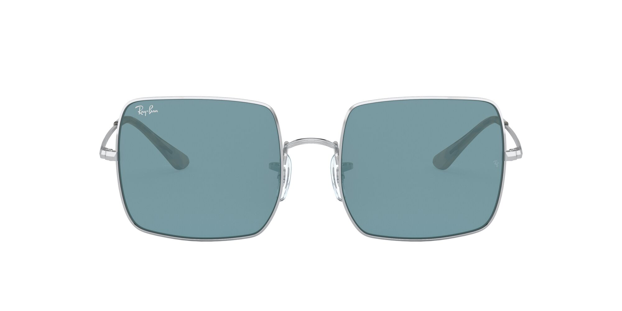 Front Ray-Ban Ray-Ban 0RB1971 919756 54/19 Zilver/Blauw